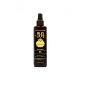 SPF 15 Tanning Oil