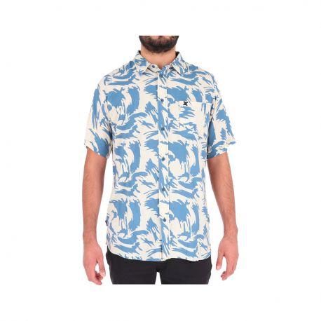 Camisa Oakley SR003 Hombre Negro