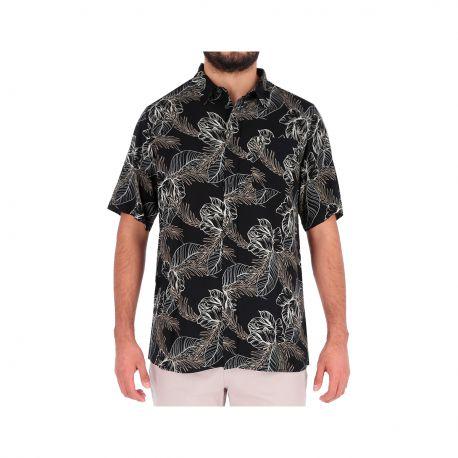 Camisa Oakley SR002 Hombre Negro