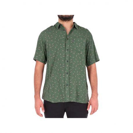 Camisa Oakley SR001 Hombre Green