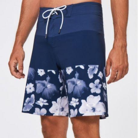 Boardshort FLORAL SEAMLESS 20 BLUE / FLOWERS 28
